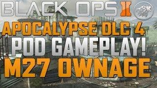 """POD GAMEPLAY"" NEW MAP - Black Ops 2 Apocalypse DLC Map Pack (BO2 POD)"