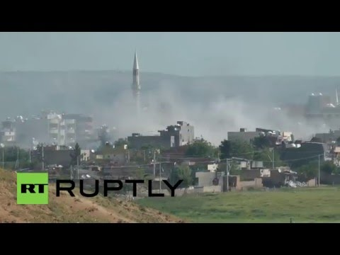 Turkey: Turkish Army Continues Shelling Of Nusaybin As Curfew Drags On