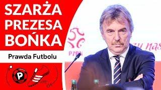 Jaka droga polskich klubów do Europy? - pytam Zbigniew Bońka
