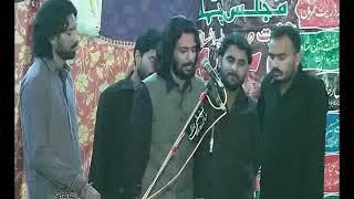 Zakir Kamran Abbas ,b,a Majlis Jalsa 2018 Sargodha Road Bhoon