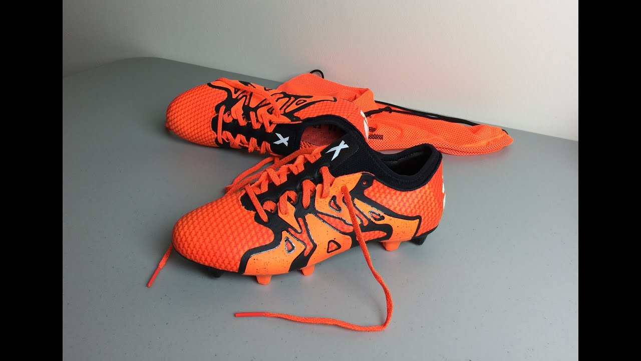 Unboxing and Review  Adidas X 15+ Primeknit FG AG  4K  - YouTube 7855c83ac4