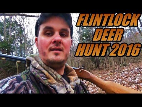 Flintlock Deer Hunt 2016 - Shane