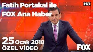 Çalışan annelere kreş yardımı geliyor! 25 Ocak 2018 Fatih Portakal ile FOX Ana Haber