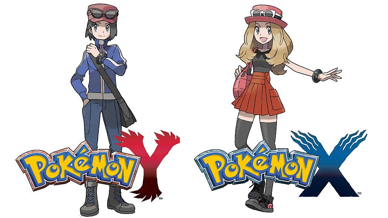 Pokemon And Y Anime Characters Names : Pokemon y trainer battle music full youtube