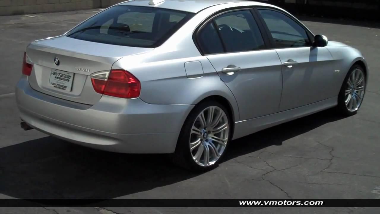 "2007 BMW 328i NAVIGATION 19"" M3 Wheels - YouTube"