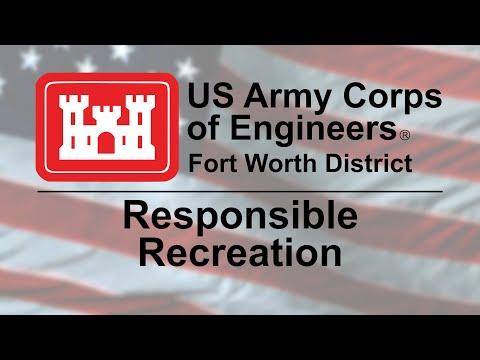 U.S. Army Corps Of Engineers - Responsible Recreation
