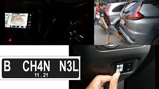 Xpander Vlog #44 : Setting Kick Sensor, Pindah Tombol Kamera ke Setir, Pasang TPMS