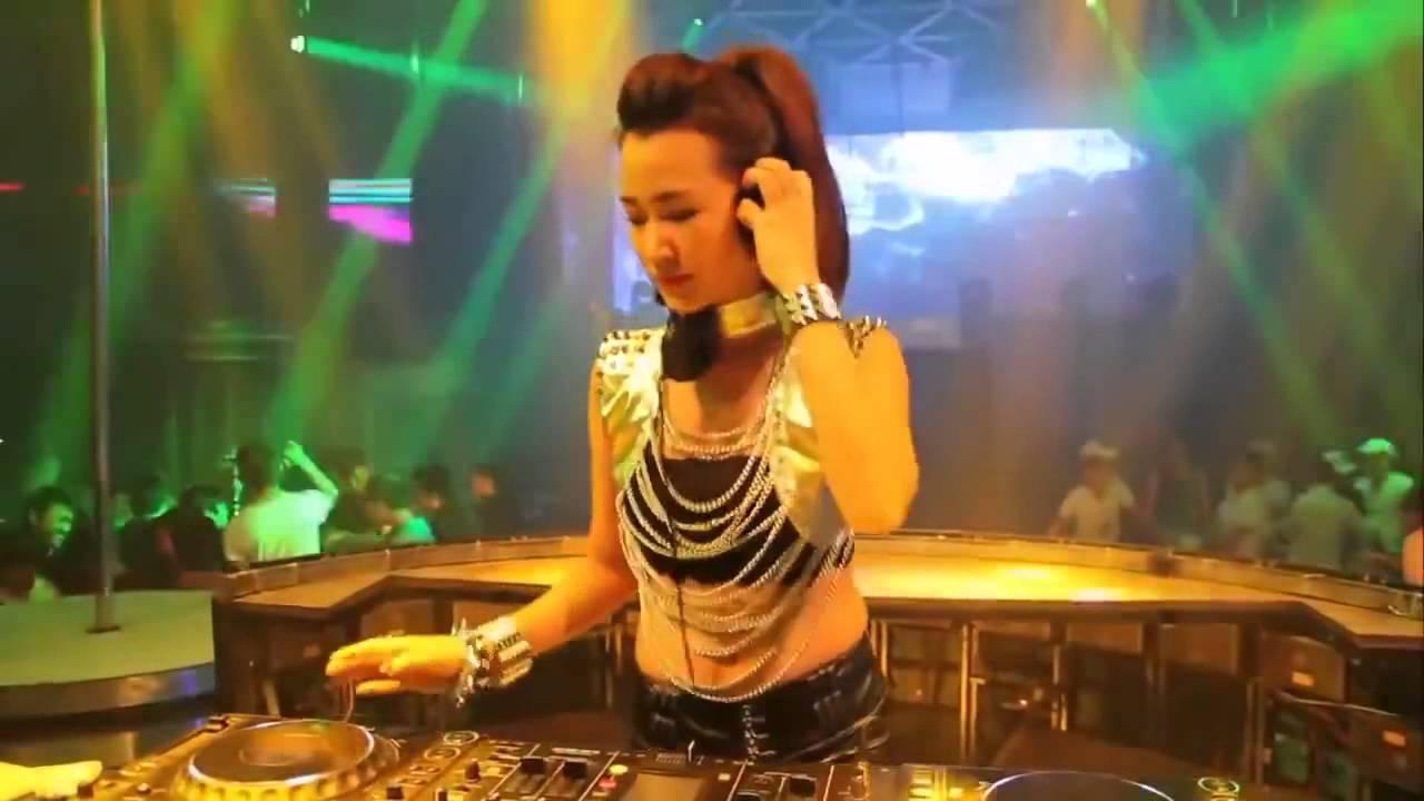 Hot Girl Người Ta DJ Trang Moon