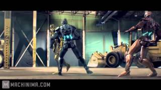 Mortal Kombat Legacy Cyrax And Sektor Skrillex Reptile Theme