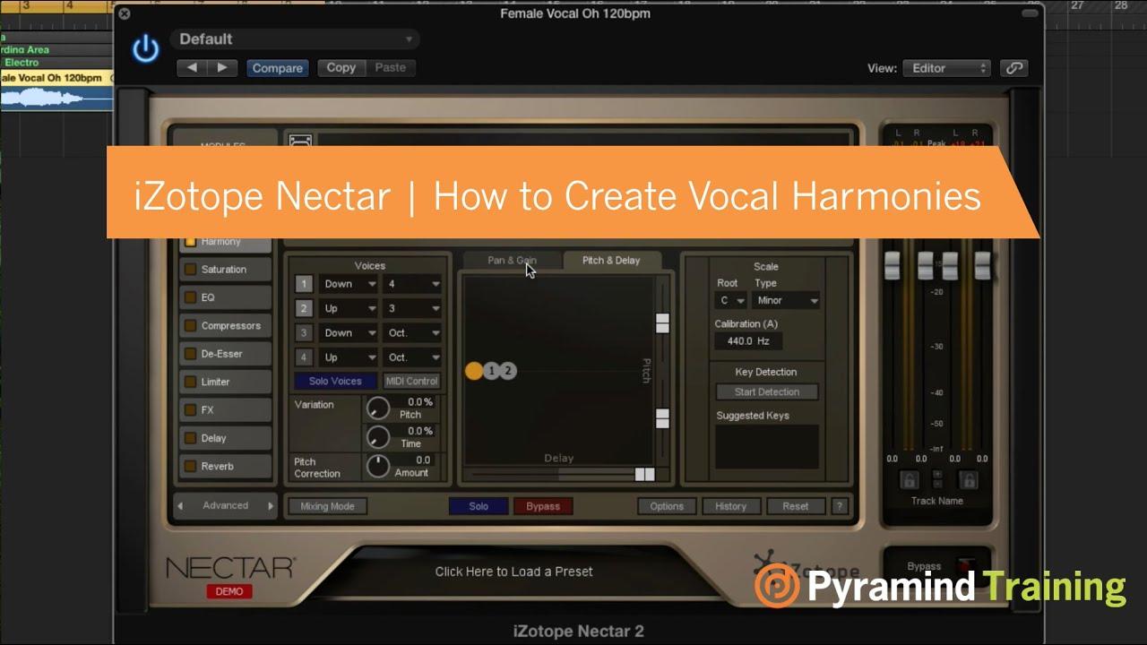 nectar 2 pitch editor