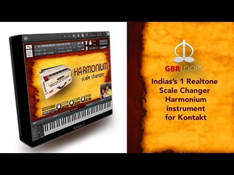 KVR: Harmonium Scale Changer by GBR Loops - Indian Harmonium