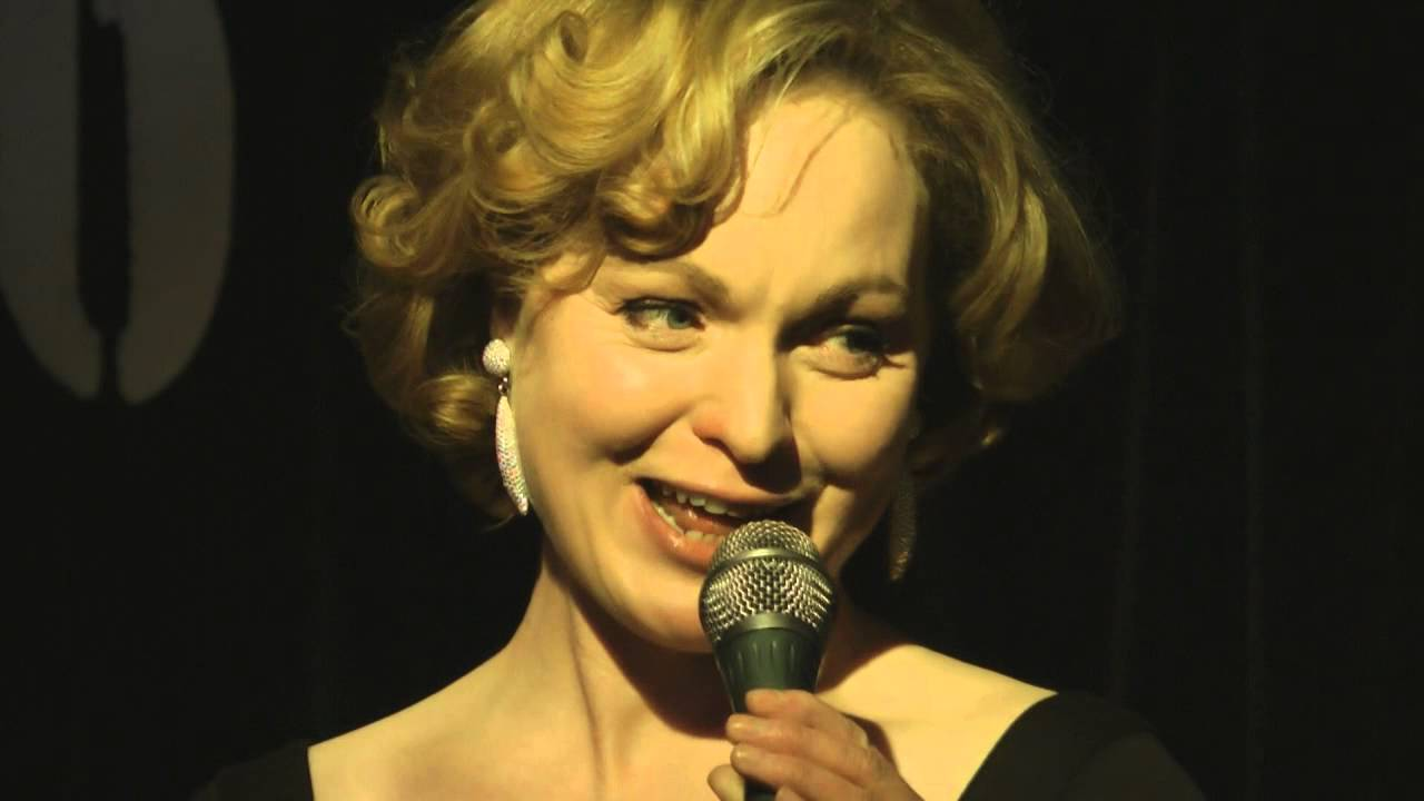 Zoe Francis LIVE at Club 606 - The Very Thought Of You