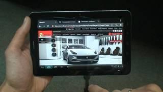 видеообзор планшета ATLAS TAB R71 3G Android 4.0(видеообзор Интернет-планшета ATLAS TAB R71 (3G 7