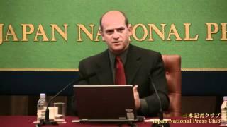 ジャック・ドマイオ 赤十字国際委員会南アジア事業局長 2010.11.8