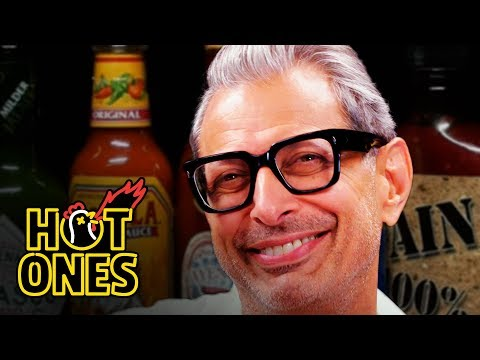 Jeff Goldblum Says He Likes to Be Called Daddy While Eating Spicy Wings | Hot Ones from YouTube · Duration:  32 minutes 35 seconds