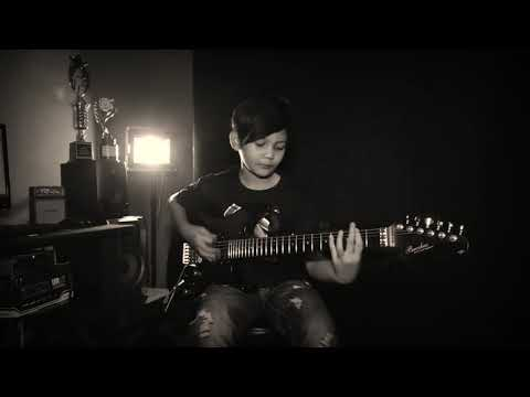 John Petrucci - Damage Control  (cover) By Abim