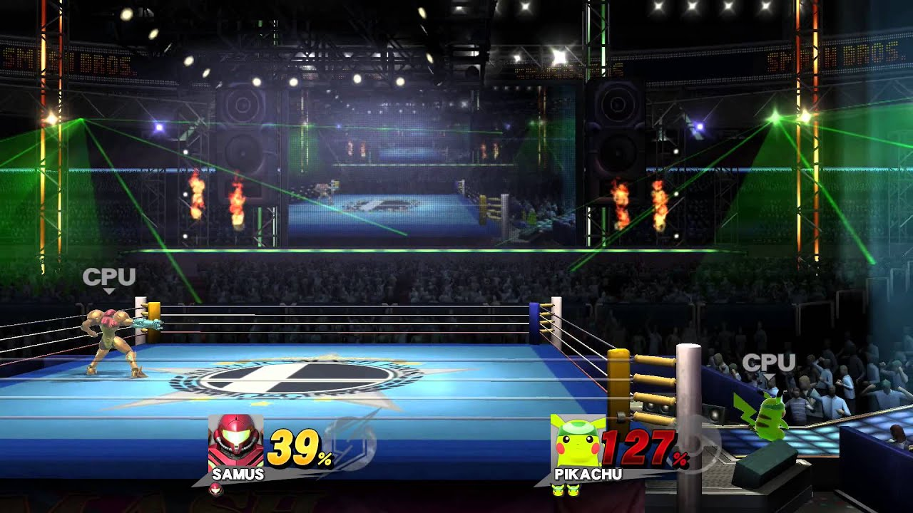 Smash 4 online matchmaking