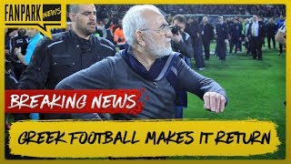 Capello Resigns | Noble Calls Out To Fans | Champions League Changes | Greek Football - FanPark News