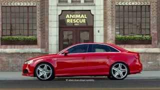 Audi'den A3 Sedan için Mercedes CLA'ya gönderme içeren yeni reklam