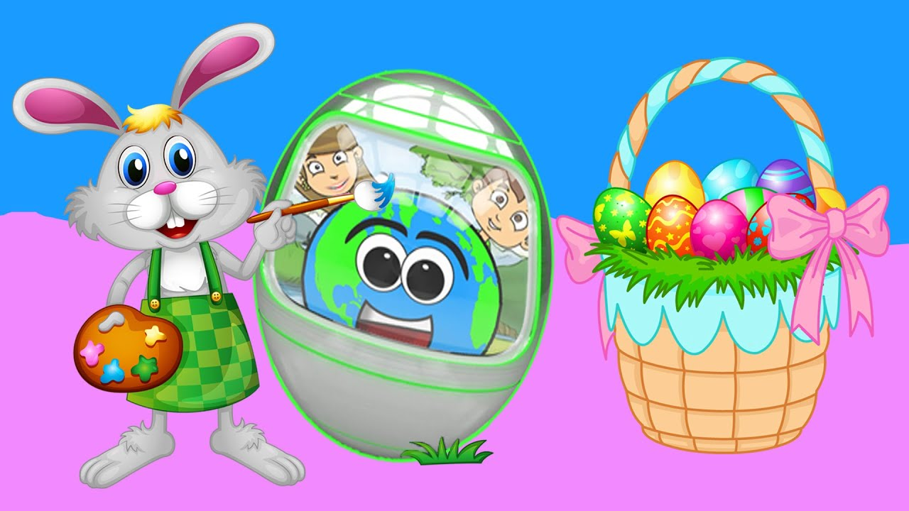 Download How to Decorate Easter Eggs / Arts and Crafts / Kids Creative World