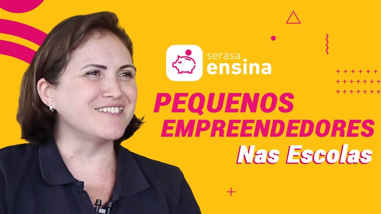 EDUCAÇÃO FINANCEIRA COM PIZZA SERASA ENSINA