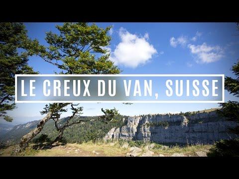 Travel Diary : Le Creux du Van, Suisse