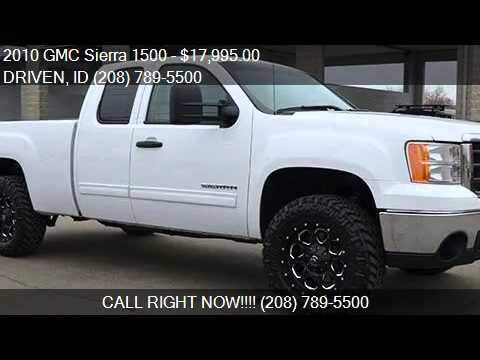 hqdefault - 2010 Gmc Sierra 1500 Extended Cab Sle 4wd