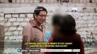 ¡Impactantes palabras del padre violador de su hija!