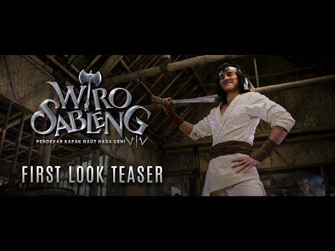 WIRO SABLENG - Official First Look Teaser