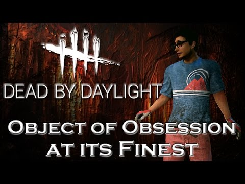 Object of Obsession at its Finest  Dead by Daylight  Survivor 50 Dwight