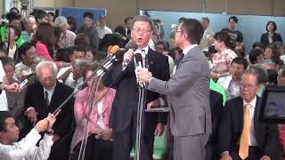 追悼翁長さん 2014年11月16日、翁長雄志沖縄県知事選当選直後のインタビュー