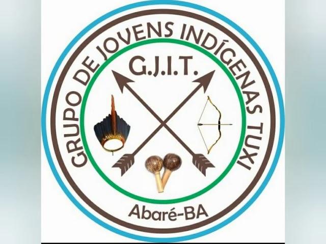 Gritos dos jovens indígenas Tuxi, de Abaré-BA