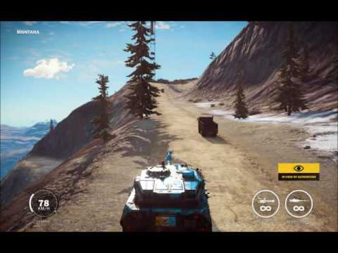 Usernamehere Plays Through: Just Cause 3 Episode 17