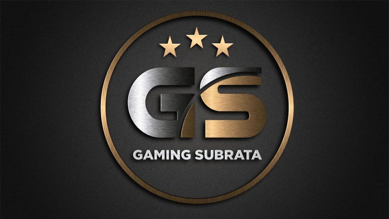 Design Your Gaming Logo | 3D Name Logo Design In Pixellab | Gaming Subrata Channel Logo Editing