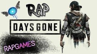 DAYS GONE RAP - IVANGEL MUSIC | VIDEOCLIP | RAPGAMES