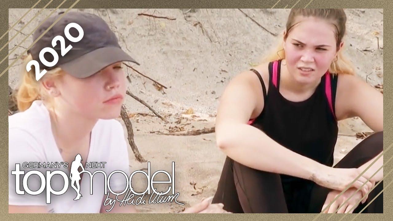 Harte Sport-Session! Heidi schickt die Models in ein Trainings-Bootcamp! | GNTM 2020 | ProSieben