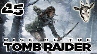 """#45 ● Die Bäder von Kitesch ● """"Rise of the Tomb Raider"""" [BLIND]"""