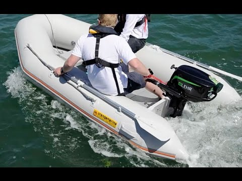 5hp outboard group test | Motor Boat & Yachting