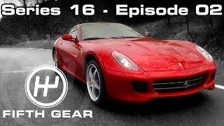 Fifth Gear: Series 16 Episode 2