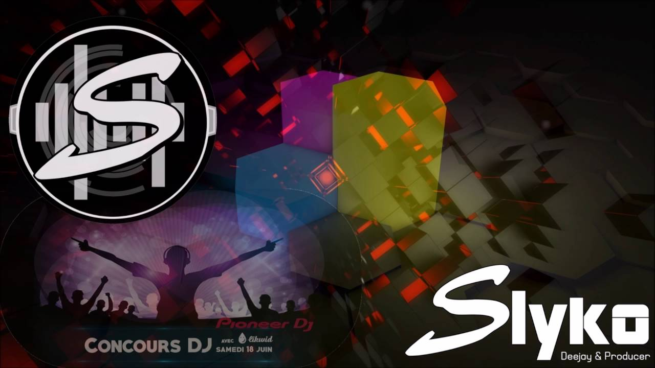 [EDM] 20 Minutes live MIX (Pioneer DJ Contest Luxembourg) from Slyko