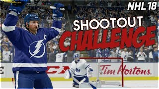 NHL 18 SHOOTOUT CHALLENGE #14 *NHL 94 CONTROLS EDITION*