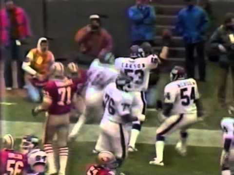 New York Giants Defensive Touchdowns (1981-90)