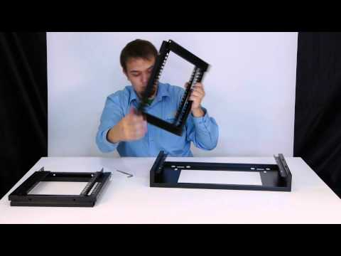 How To Assemble A SIGNAL RACK Cabinet