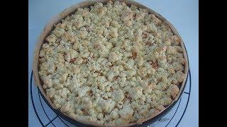 Творожный пирог с абрикосом