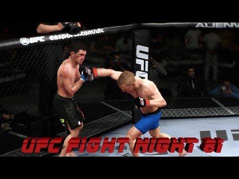 EA Sports UFC Predictions - UFC Fight Night 81: T.J. Dillashaw vs. Dominick Cruz