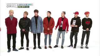 Video (Sub español) Weekly Idol Ep 276 BTOB parte 1/3 download MP3, 3GP, MP4, WEBM, AVI, FLV November 2017