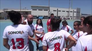 #OlaRoja Handball femenil y varonil