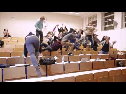 Harlem Shake (University of Amsterdam Edition)