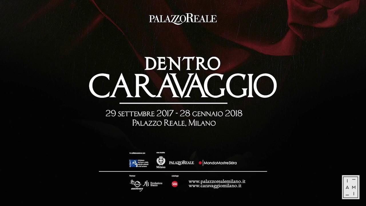 Dentro caravaggio la grande mostra a milano iam for Caravaggio a milano