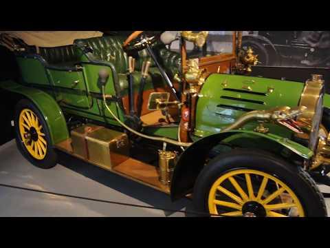 Car Review: 1905 Spyker 12/16-HP Double Phaeton